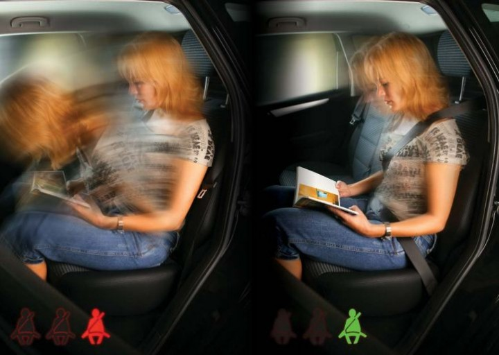 New Spanish Safety Cameras To Detect Seat Belt Use