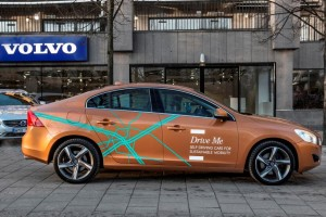 Volvo dials down the hype on automated driving trial
