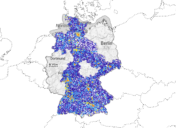 Germany launches interactive map of road collisions