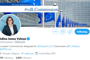 New EU transport commissioner commits to halve road deaths and serious injuries by 2030