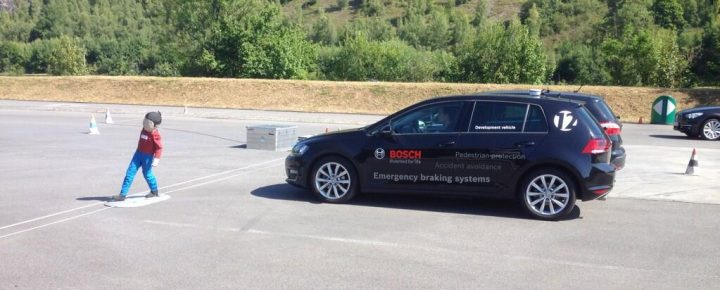 New study confirms real-world safety benefits of autonomous emergency braking