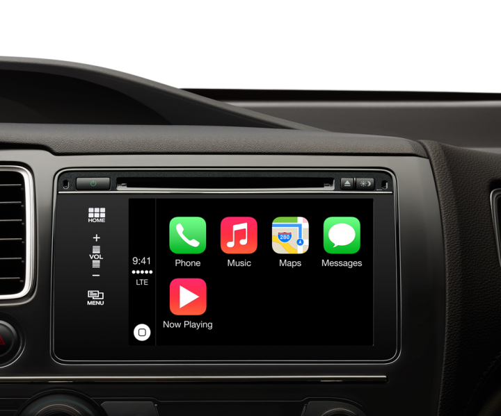 Apple CarPlay and Android Auto infotainment systems weaken reactions more than alcohol and cannabis