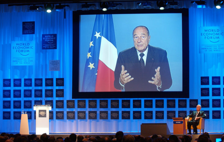 Tributes paid to Jacques Chirac's leadership on road safety