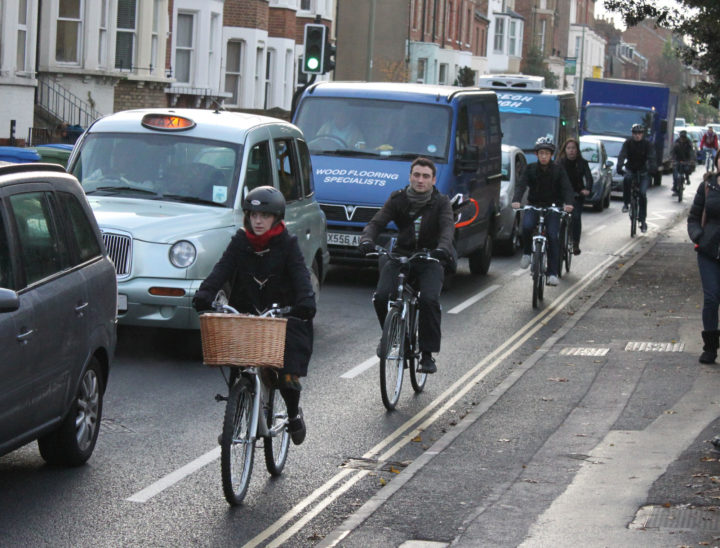 UK launches major cycling policy shift with £2bn investment
