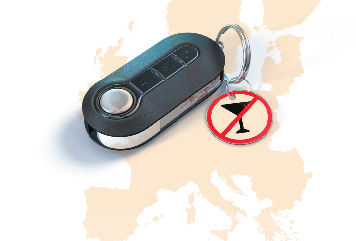 Drink Driving as the Commonest Drug Driving – A Perspective from Europe