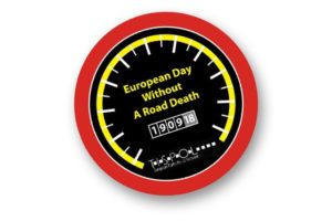 31 countries took part in this year's European Day Without A Road Death