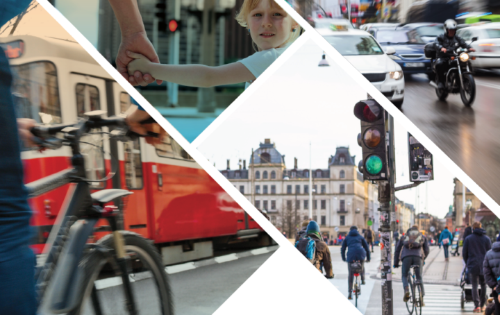 70% of road deaths in European cities are pedestrians, cyclists and motorcyclists