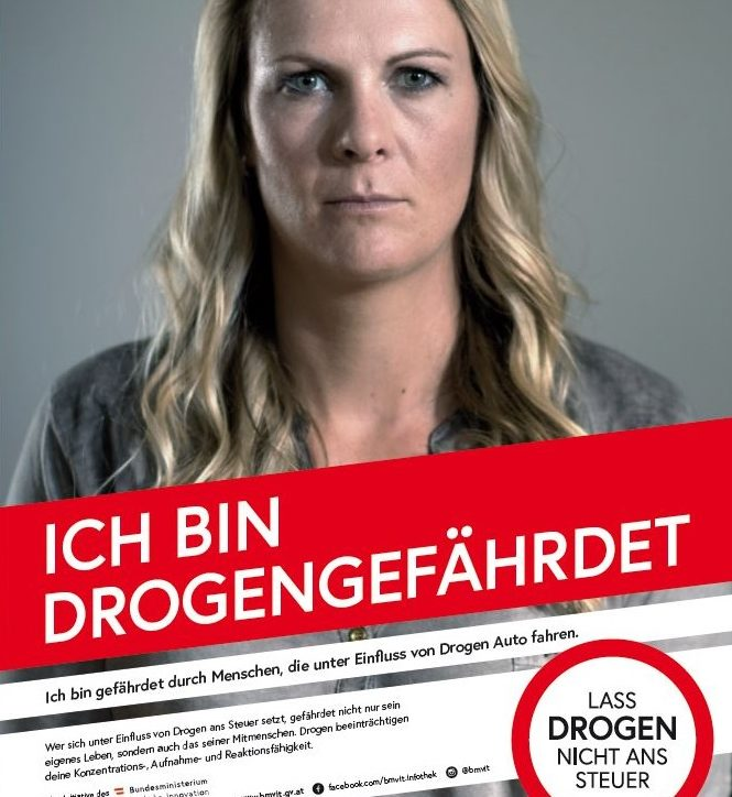 Austria launches drug driving campaign