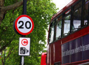Welsh government supports a 20 mph default speed limit in residential areas