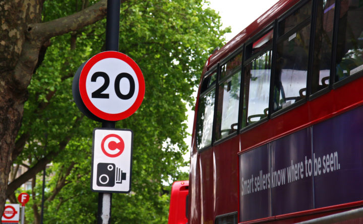 London to make 20mph the default speed limit