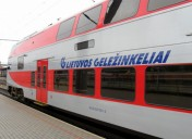 European rail accident rate declined by 80% since 1990