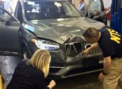 """""""Inadequate safety culture"""" contributed to fatal Uber automated test vehicle crash"""