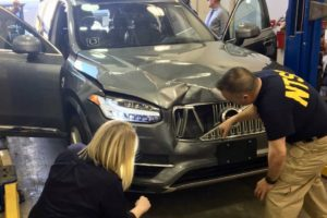 """Inadequate safety culture"" contributed to fatal Uber automated test vehicle crash"