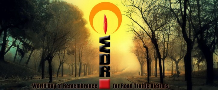 World Day of Remembrance for Road Traffic Victims 2015